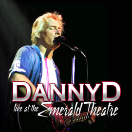 DannyD Live album cover