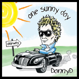 One Sunny Day album cover