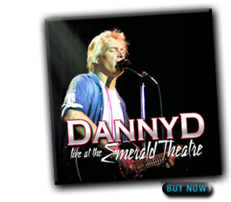 Danny D's Live at the Emerald Theatre CD